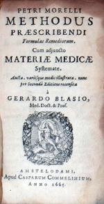 Methodus Praescribendi Formulas Remediorum. Cum adjuncto Materiae...