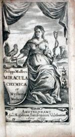 Miracula Chymica Et Mysteria Medic Libris quinque enucleata