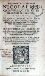Historiae Florentinae