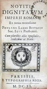 Notitia Dignitatvm Imperii Romani