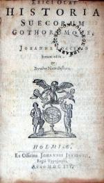 Historia Suecorum Gothorumque