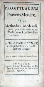 Promptuarium Praxeos Medicae