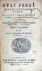 Satirarum Liber