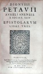 Epistolarvm Libri Tres
