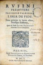 Liber De Fide