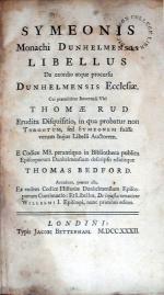 Libellus De exordio atque procursu Dunhelmensis Ecclesiae