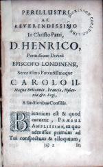 Specimen stricturarum ad libellum nuperum episcopi Condomiensis...
