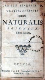 Epitome Naturalis Scientiae