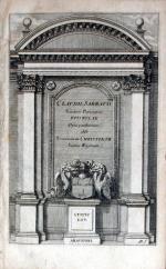 Epistolae Opus posthumum