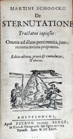 De Sternutatione Tractatus copiosus