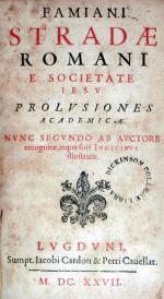 Prolvsiones Academicae. Nvnc Secvndo Ab Avctore recognitae