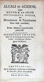 Alcali Et Acidum, Sive Naturae et Artis Instrumenta Pugilica
