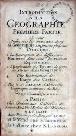 Introduction A La Geographie Premiere Partie