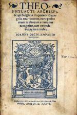 In quatuor Euangelia enarrationes