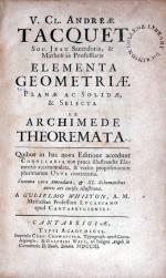 Elementa Geometriae.nova Editione