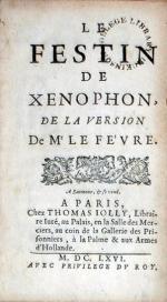 Le Festin de Xenophon