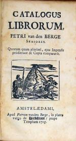 Catalogus Librorum