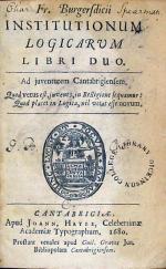 Institutionum Logicarum