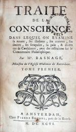 Traite de la Conscience