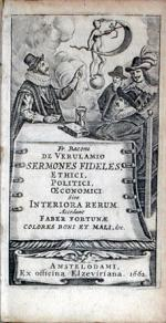 Sermones Fideles. Ethici. Politici. Oeconomici: Sive Interiora Rerum...