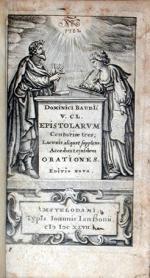 Epistolarvm Centuriae tres; Lacunis aliquot suppletis...