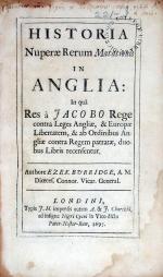 Historia Nuperae Rerum Mutationis in Anglia