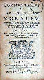 Commentarius in Aristotelis Moralem