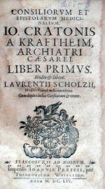 Consiliorvm Et Epistolarvm Medicinalivm (II)