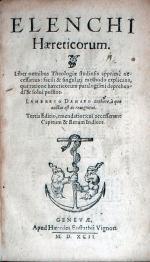 Elenchi Haereticorum