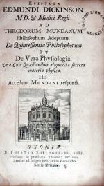 Epistola…Ad Theodorum Mundanum…De Quintessentia Philosophorum...