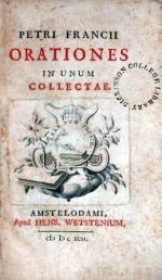 Orationes In Unum Collectae