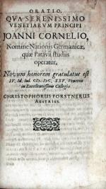 Omissorvm In Notis Ad Tacitvm, Liber singularis