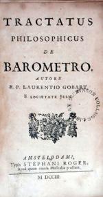 Tractatus Philosophicus De Barometro