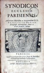 Synodicon Ecclesiae Parisiensis