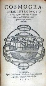 Rvdimentorvm Cosmographicorvm.Libri III