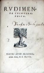 Rvdimenta Cosmographica