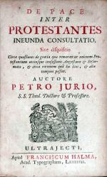 De Pace Inter Protestantes Ineunda Consultatio