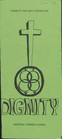 Dignity/Central PA, Brochure - circa 1976