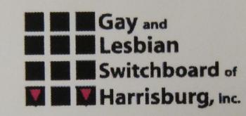 Gay and Lesbian Switchboard of Harrisburg Logo