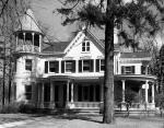 Kappa Sigma house, 1947
