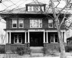 Sigma Chi house, 1947