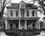 Theta Chi house, 1947