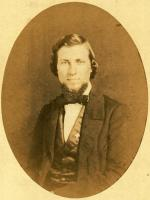 David Bachman Brunner, 1860