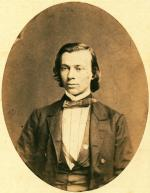 William Laws Cannon, 1860