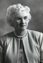 May Morris, c.1960
