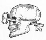 Skull and Key (1908-1983)