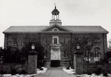 Alumni Gymnasium, c.1980