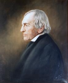 Portrait of Jeremiah Atwater