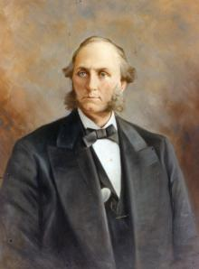 Portrait of Robert Laurenson Dashiell
