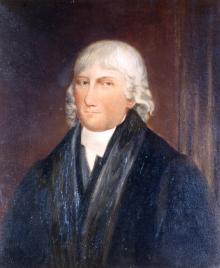 Portrait of Robert Davidson
